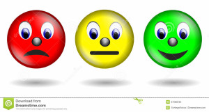 red-yellow-green-smiley-isolated-white-background-37083340