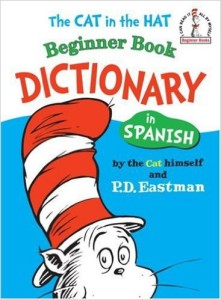 seuss spanish dictionary